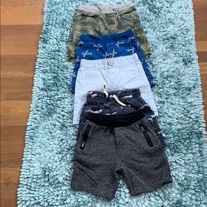 Gap / Primark. Boys size 3T all shorts